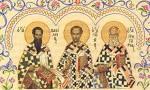 τρεις ιεράρχεσ